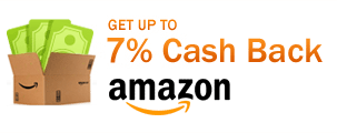 Get up to 7% Cash Back at Amazon.com